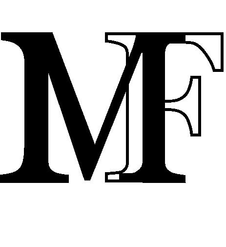 Modell und Form Logo